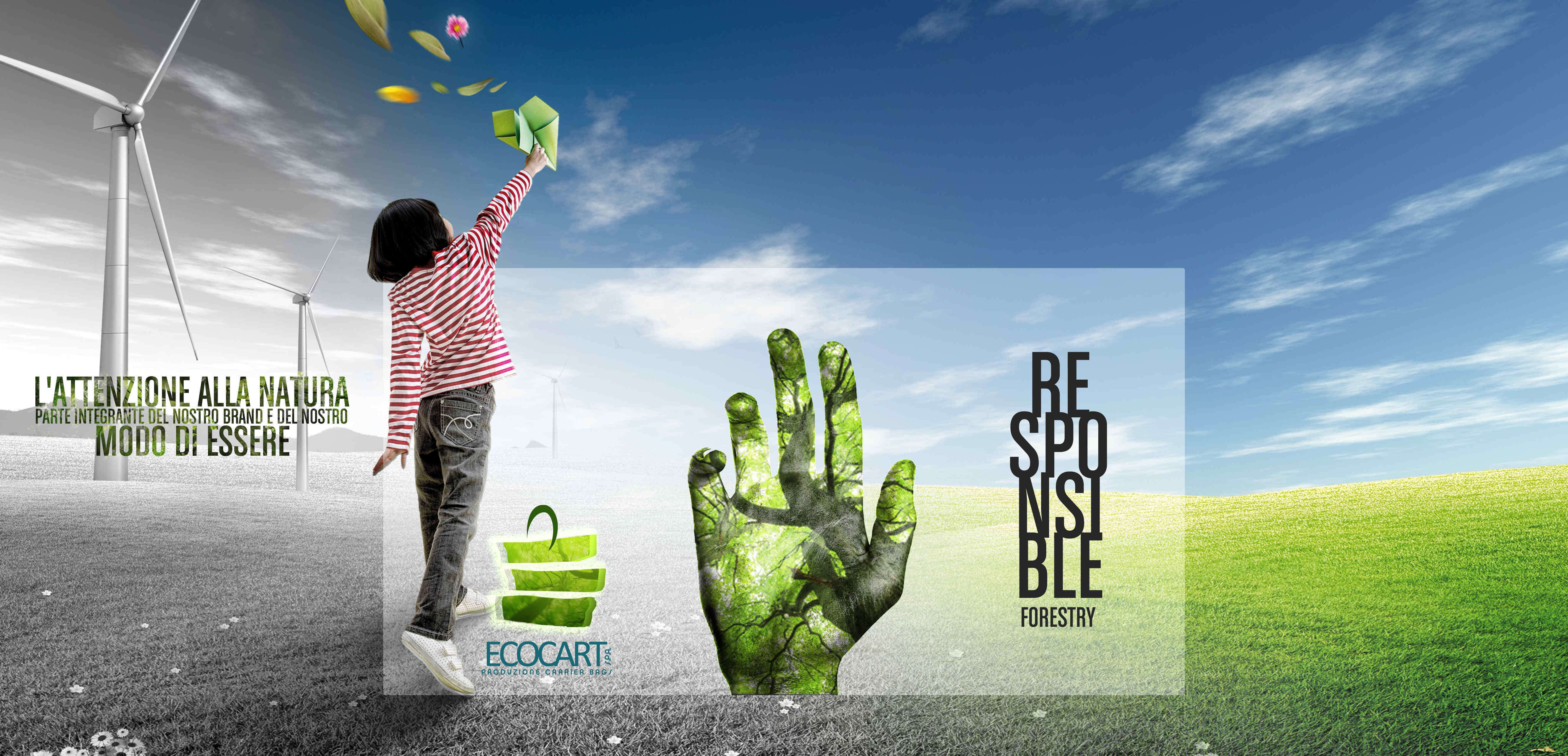 sacchetti di carta personalizzati fsc ed ambiente