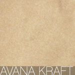 Paper for custom carrier bags: Brown Kraft