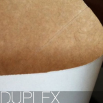 Paper for custom carrier bags: Duplex