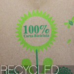 Paper for custom carrier bags: Recycled